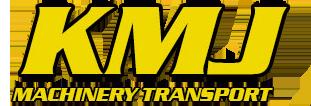 KMJ Machinery Transportation