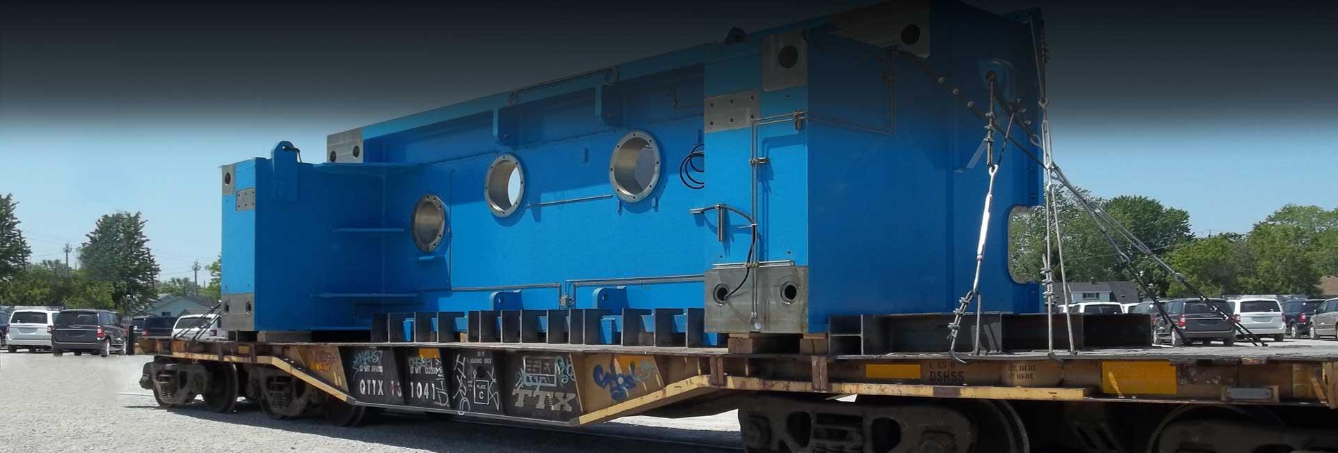 KMJ Heavy Machinery Transportation