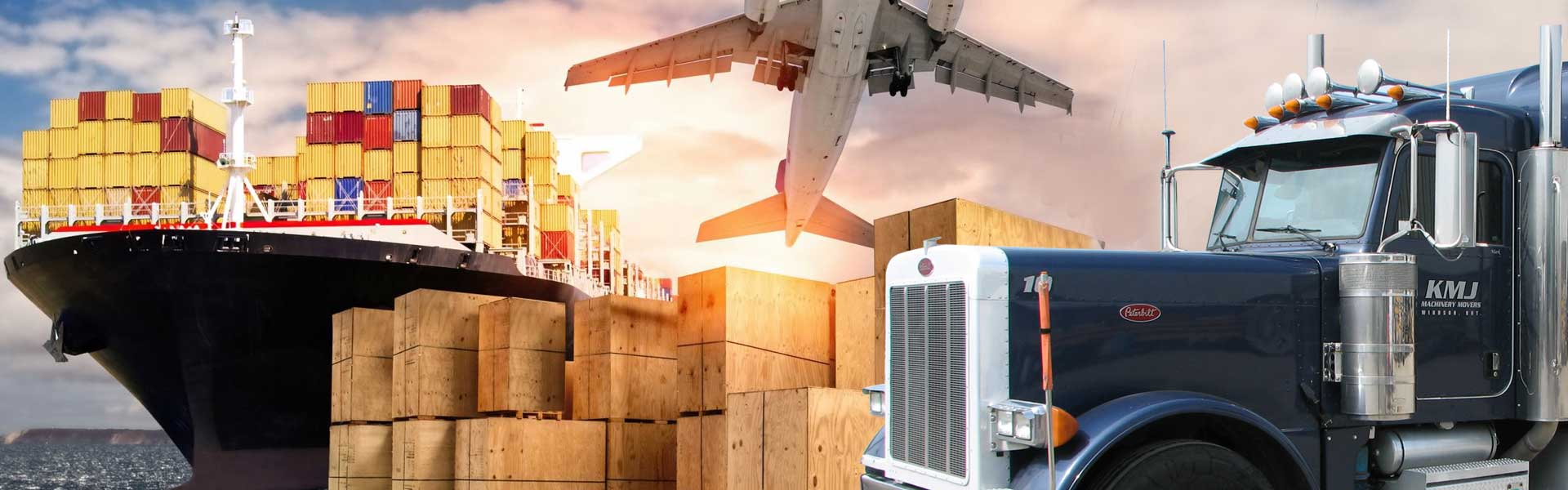 Custom Brokers and Freight Forwarders, Toronto, Windsor