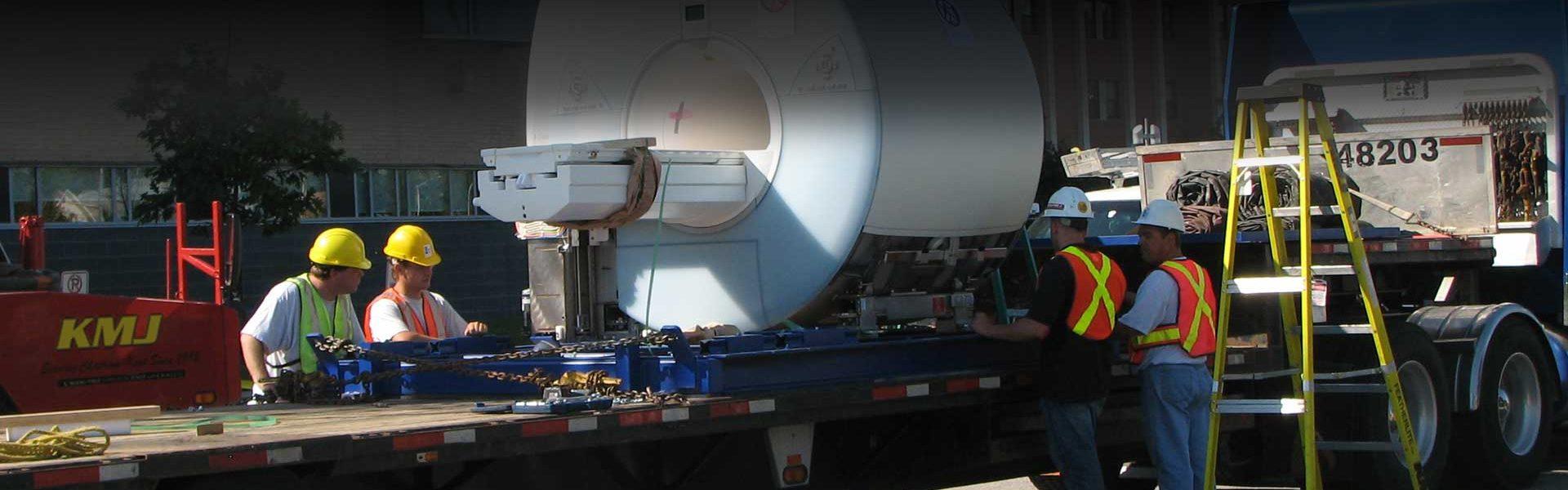 Medical Equipment Transporation