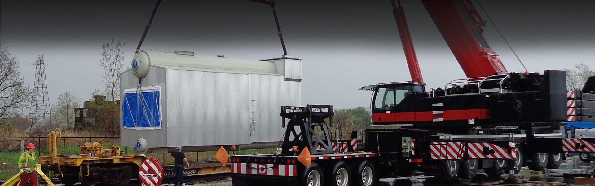 Transportation Logistics, Ontario, Quebec, North America