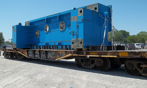 Rail Transportation Logistics, Ontario, Quebec