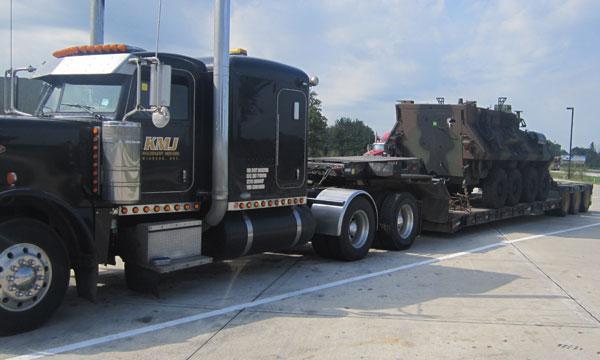 Truck Transportation Logistics, Ontario, Quebec